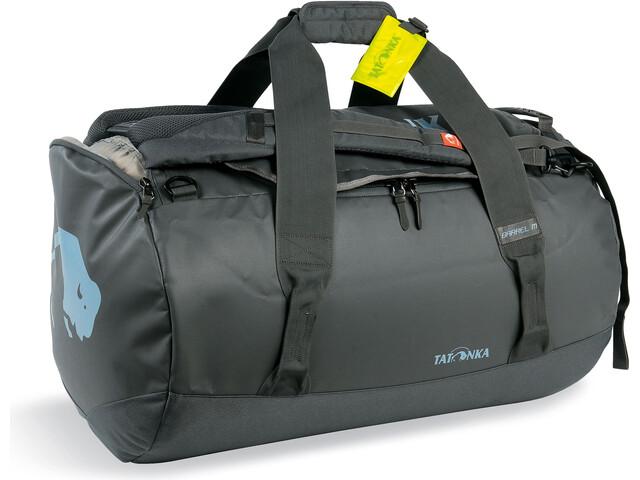 Tatonka Barrel Duffle Bag M, titan grey